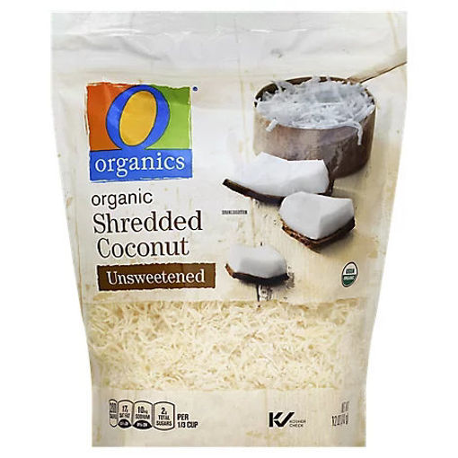 Picture of Organic Coconut Shredded Unsweetened - 12 Oz