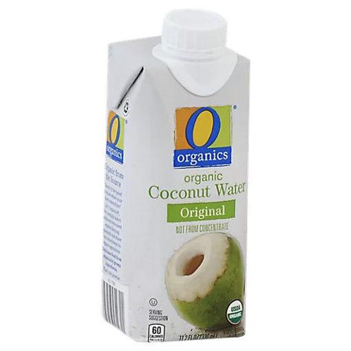 Picture of Organic Coconut Water Original - 11.2 Fl. Oz.