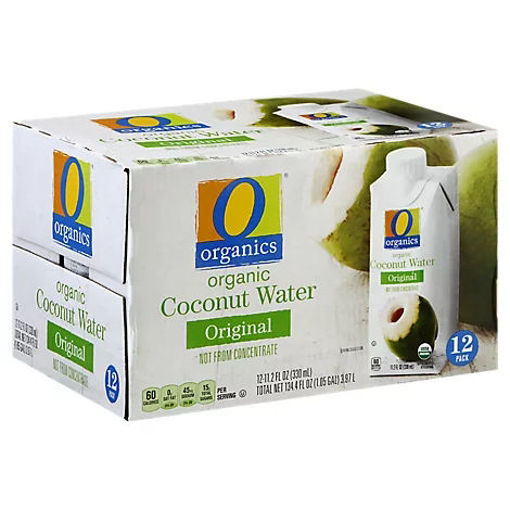 Picture of Organic Coconut Water Original - 12-11.2 Fl. Oz.