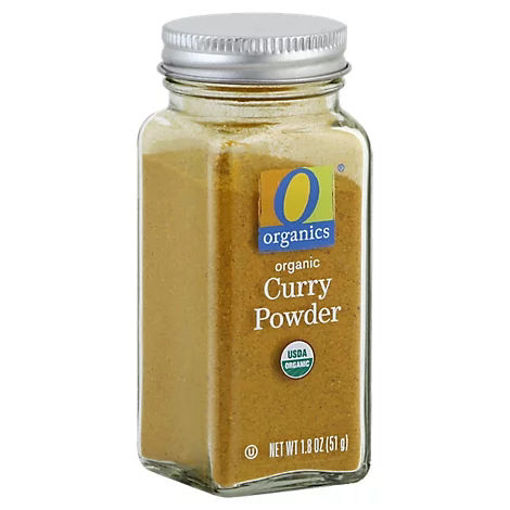Picture of Organic Curry Ground - 1.8 Oz