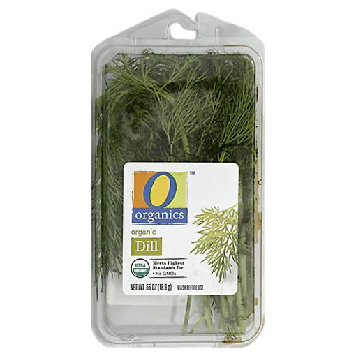 Picture of Organic Dill - 0.66 Oz