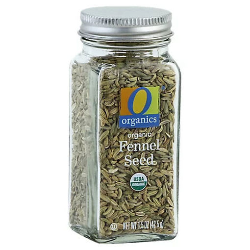 Picture of Organic Fennel Seed - 1.5 Oz