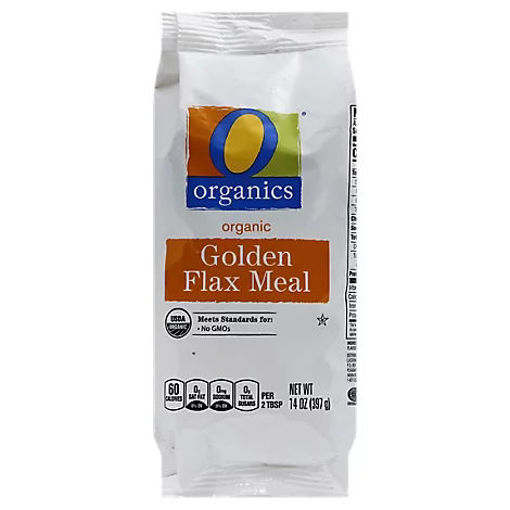 Picture of Organic Flax Meal Flour - 14 Oz