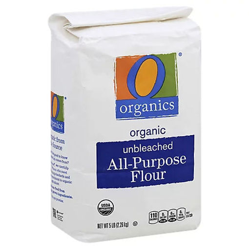 Picture of Organic Flour All Purpose Unbleached - 5 Lb