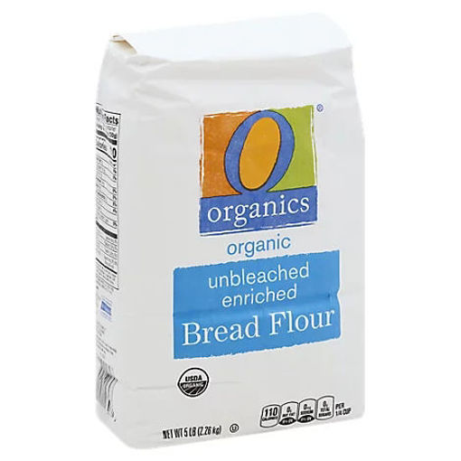 Picture of Organic Flour Bread Unbleached Enriched - 5 Lb