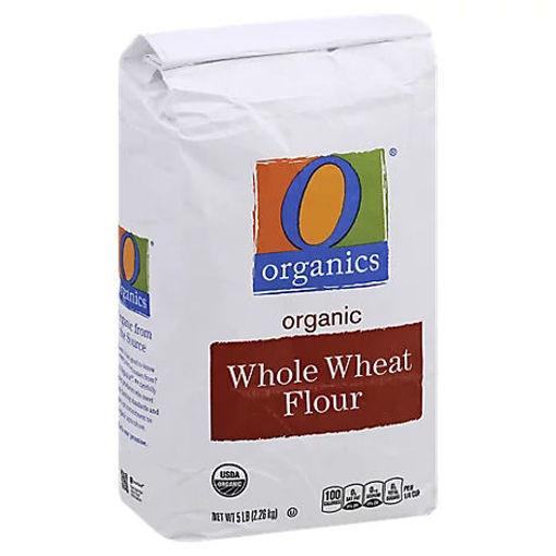 Picture of Organic Flour Whole Wheat Flour - 5 Lb