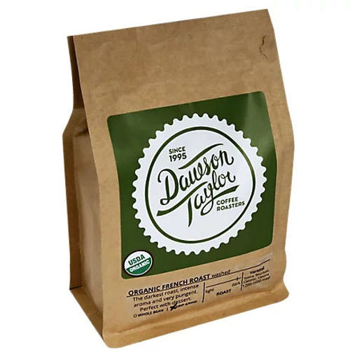 Picture of Organic French Roast - 12 Oz