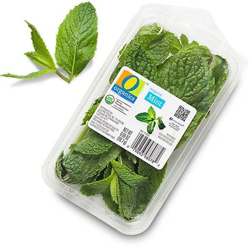 Picture of Organic Fresh Mint Prepacked - 0.66 Oz