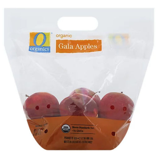 Picture of Organic Gala Apples - 2 Lb