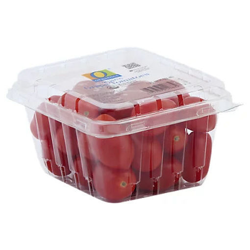 Picture of Organic Grape Tomatoes Prepackaged - 1 Pint