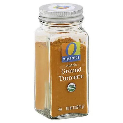 Picture of Organic Ground Turmeric - 1.8 Oz