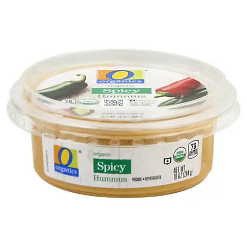 Picture of Organic Hummus Spicy - 10 Oz
