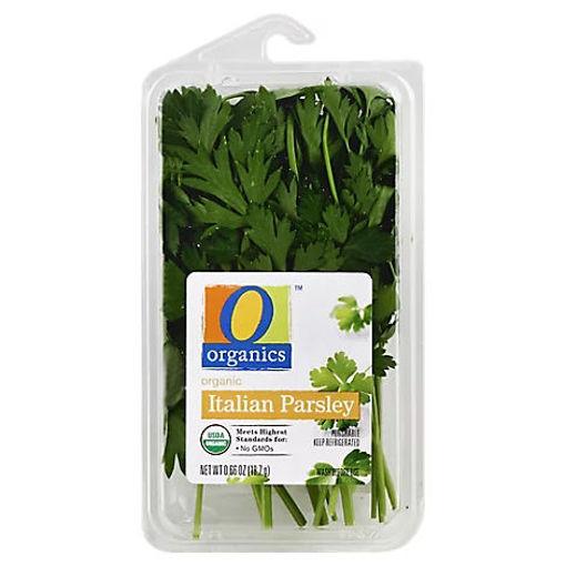 Picture of Organic Italian Parsley - .66 Oz