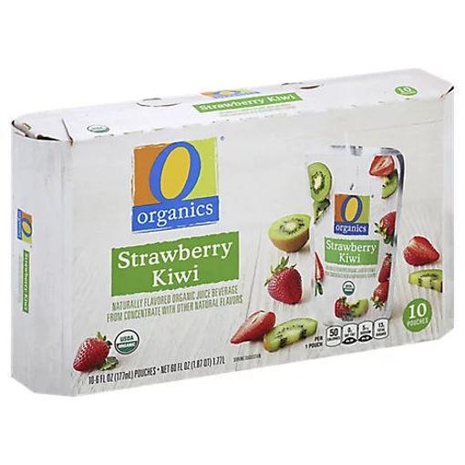 Picture of Organic Juice Beverage Strawberry Kiwi - 10-6 Fl. Oz.