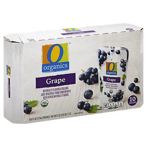 Picture of Organic Juice Beverage Grape - 10-6 Fl. Oz.