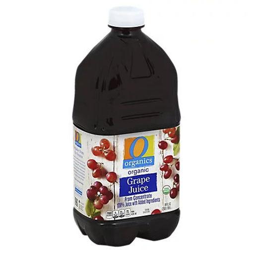 Picture of Organic Juice Grape - 64 Fl. Oz.