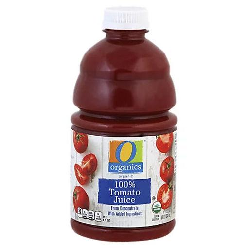 Picture of Organic Juice Tomato - 32 Fl. Oz.