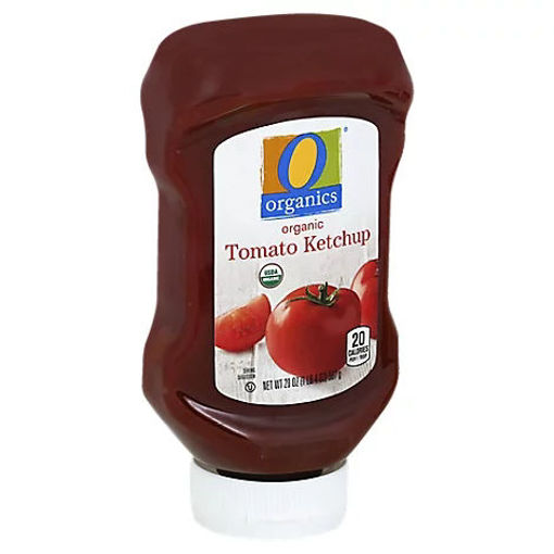 Picture of Organic Ketchup Tomato - 20 Oz