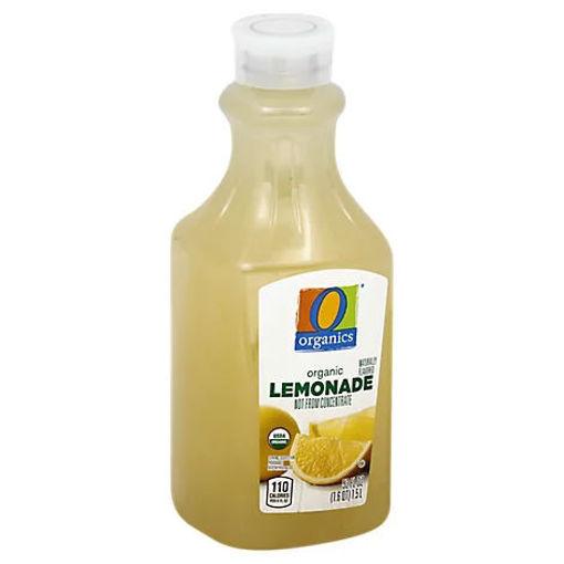 Picture of Organic Lemonade 1.6 Quart - 52 Fl. Oz.