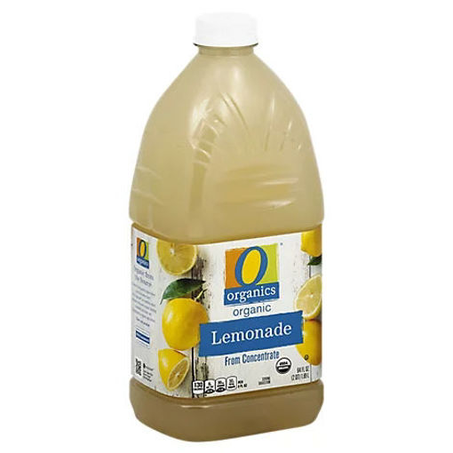 Picture of Organic Lemonade From Concentrate - 64 Fl. Oz.