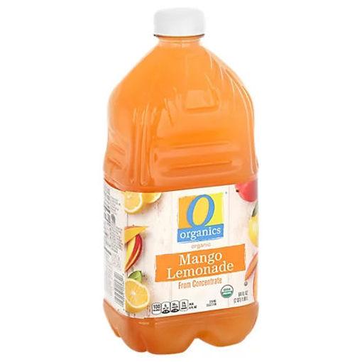 Picture of Organic Lemonade Mango - 64 Fl. Oz.
