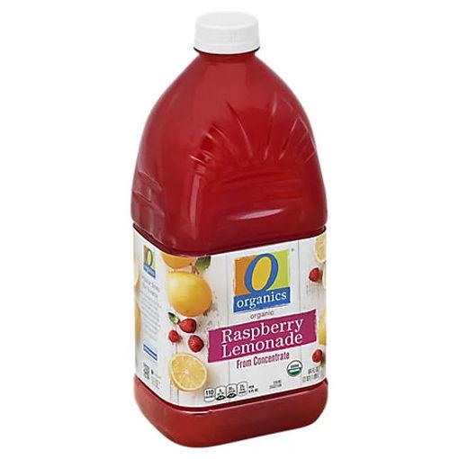 Picture of Organic Lemonade Raspberry - 64 Fl. Oz.