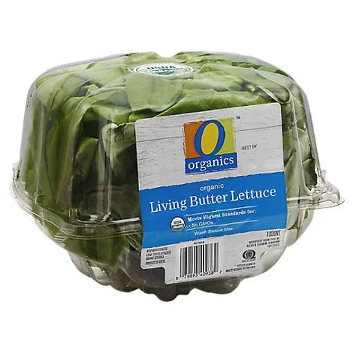Picture of Organic Living Butter Lettuce - Each