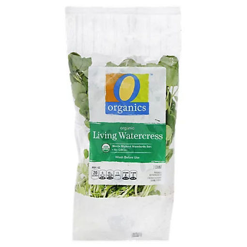 Picture of Organic Living Watercress - Each