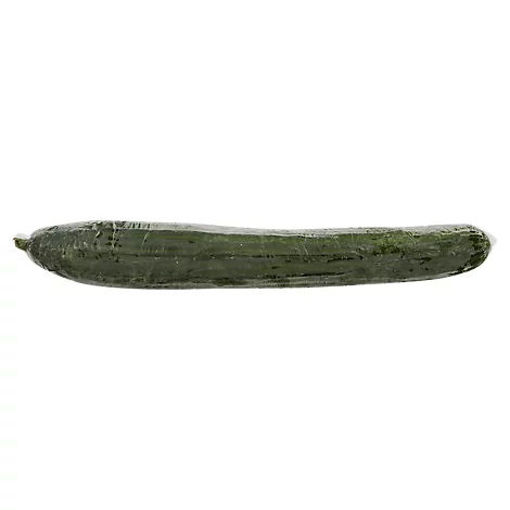 Picture of Organic Long English Hot House Cucumbers - 12'S
