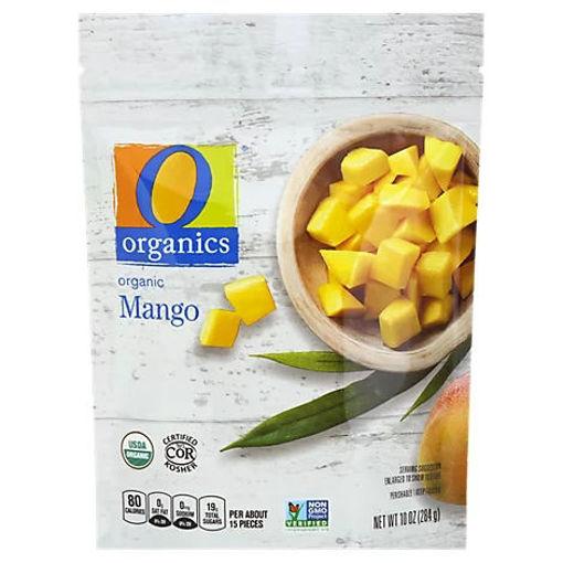 Picture of Organic Mango - 10 Oz