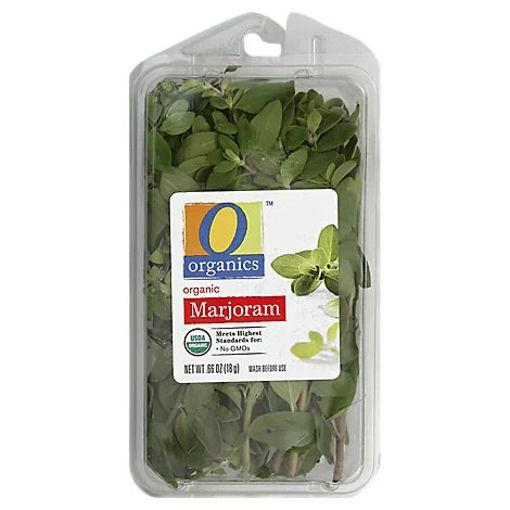 Picture of Organic Marjoram - .66 Oz