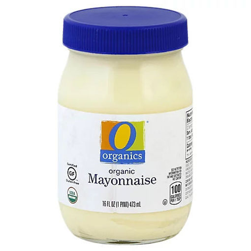 Picture of Organic Mayonnaise - 16 Fl. Oz.