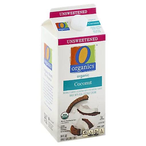 Picture of Organic Milk Coconutmilk Unsweetened - 64 Fl. Oz.