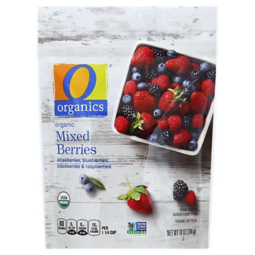 Picture of Organic Mixed Berries - 10 Oz