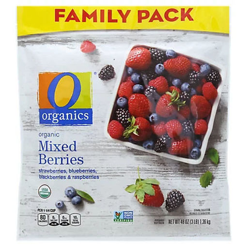 Picture of Organic Mixed Berries - 48 Oz