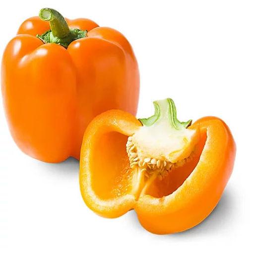Picture of Organic Orange Bell Pepper