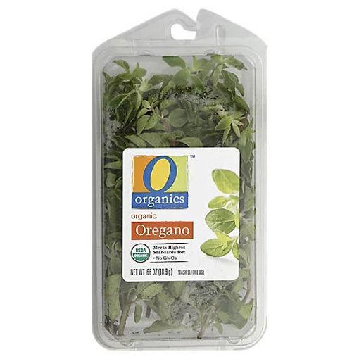 Picture of Organic Oregano - 0.66 Oz