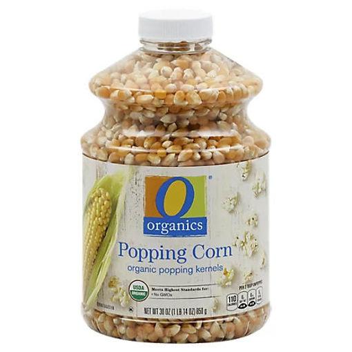 Picture of Organic Popcorn - 30 Oz