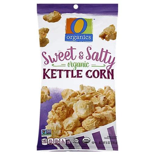 Picture of Organic Popcorn Kettle Corn - 6 Oz