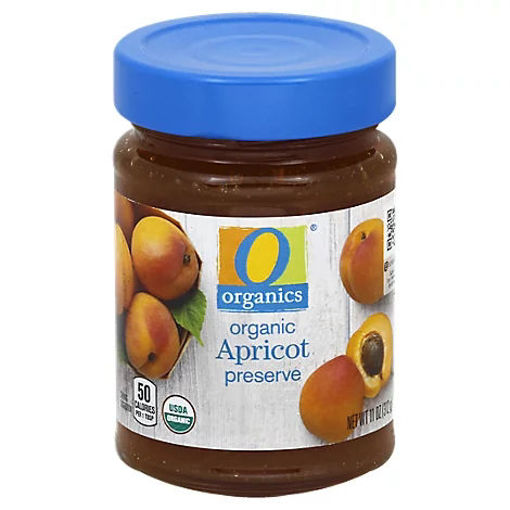 Picture of Organic Preserves Apricot - 11 Oz