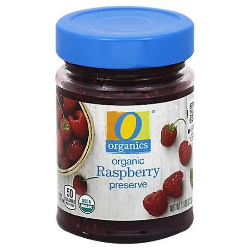 Picture of Organic Preserves Raspberry - 11 Oz