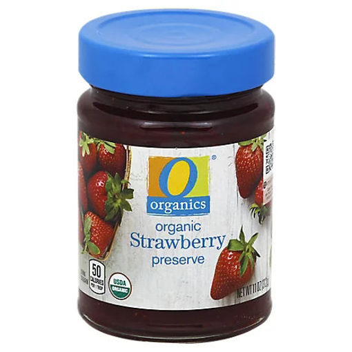 Picture of Organic Preserves Strawberry - 11 Oz