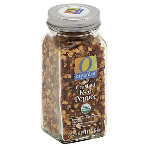 Picture of Organic Red Pepper Crushed - 1.2 Oz