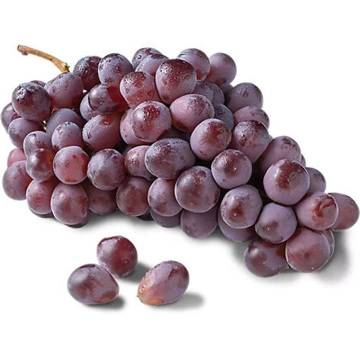 Picture of Red Organic Seedless Grapes - 2 Lb