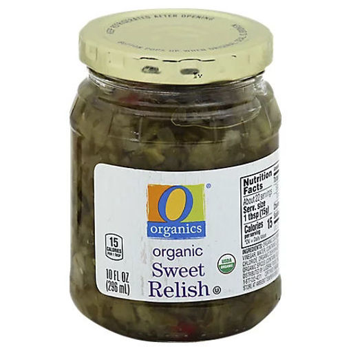 Picture of Organic Relish Sweet - 10 Oz