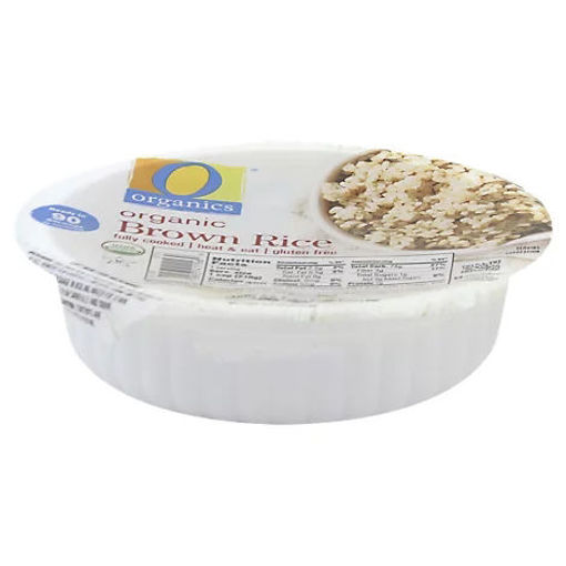 Picture of Organic Rice Brown Cup - 7.4 Oz