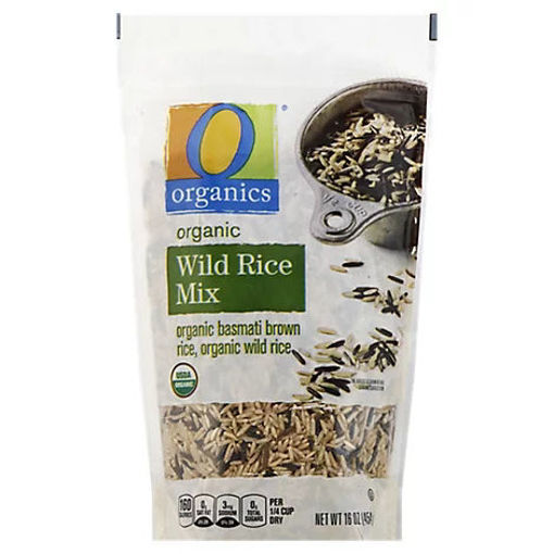 Picture of Organic Rice Wild Mix - 16 Oz