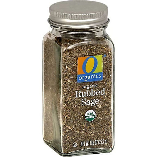 Picture of Organic Sage Rubbed - 0.8 Oz