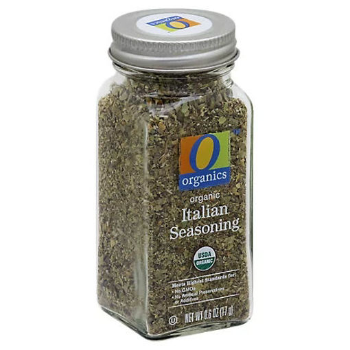 Picture of Organic Seasoning Italian - 0.6 Oz