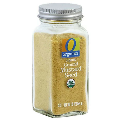 Picture of Organic Seed Ground Mustard - 1.6 Oz